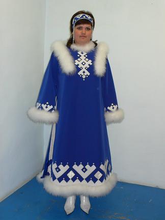 Северный костюм женский с доставкой
