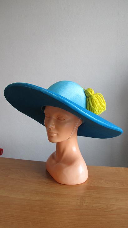 Как и из чего сделать шляпу незнайки