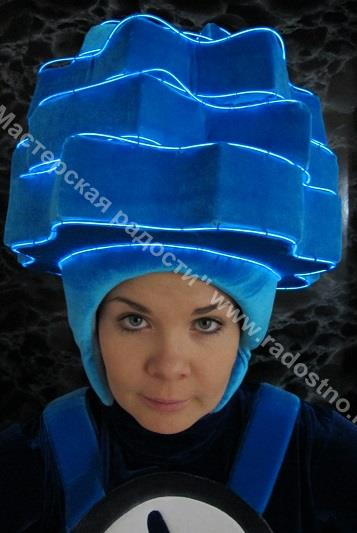 Шляпа фиксика симки своими руками