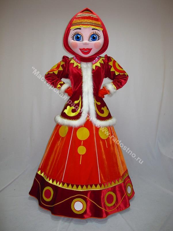 Ростовые куклы своими руками для детского сада