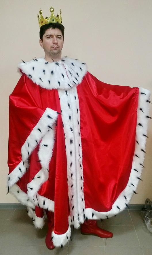 Как сделать костюм для царя 761